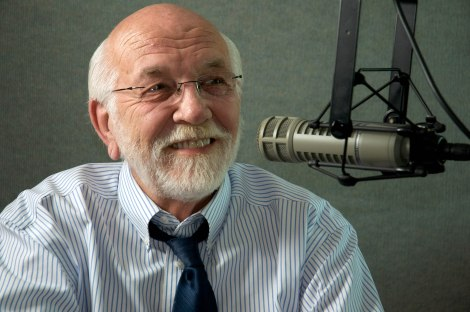 The Rev. Steve Brown, host of the Steve Brown radio show.